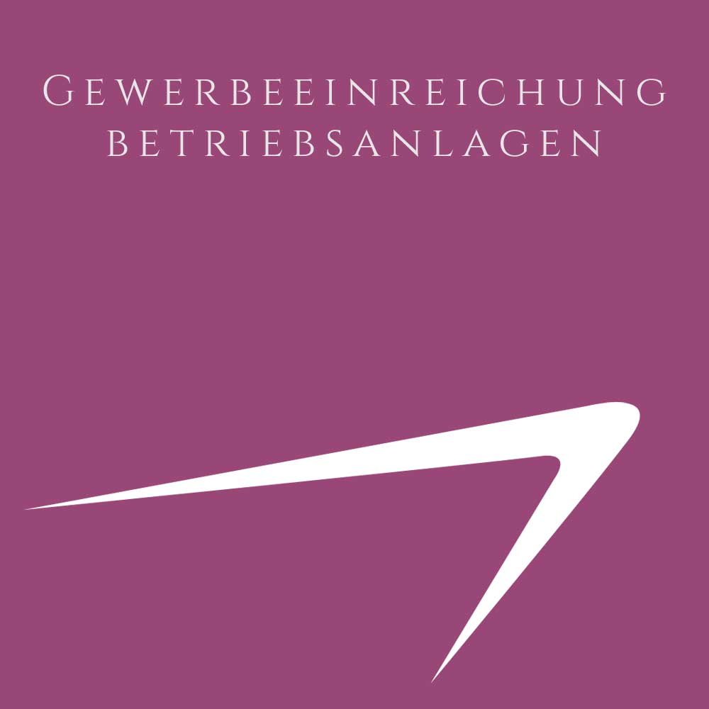 Architekt DI Daniel Gutmann - Gewerbeeinreichung - Betriebsunterlagen