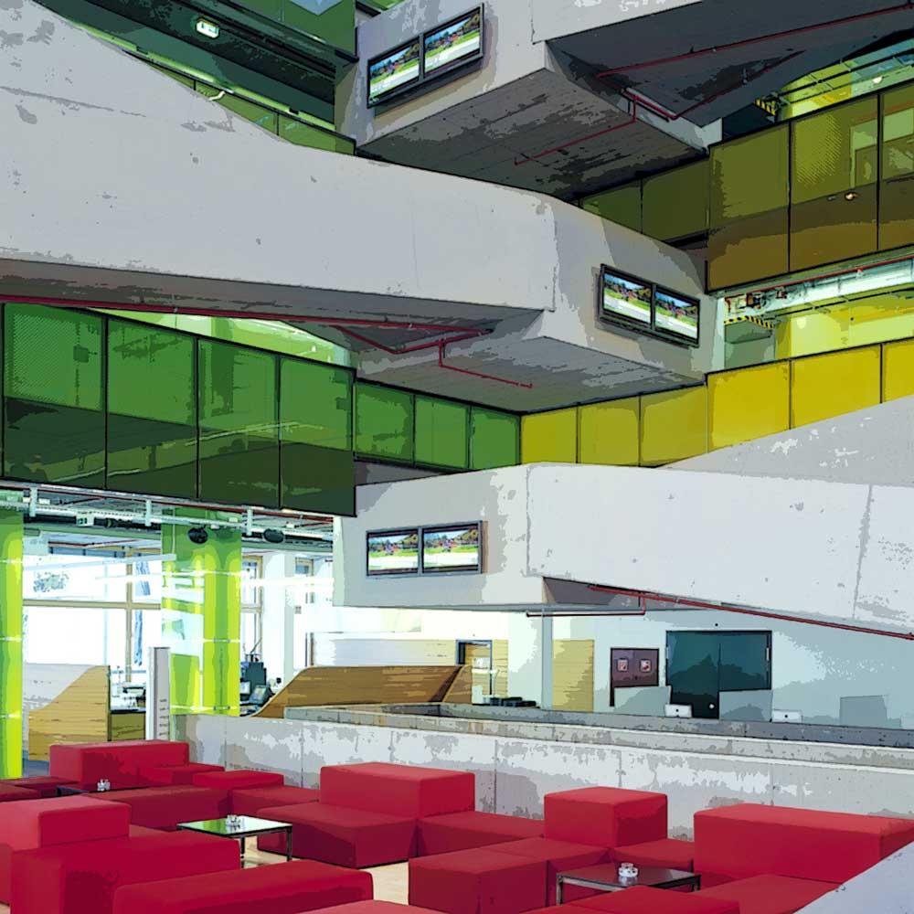 Architekt Daniel Gutmann - The Cube Hotels