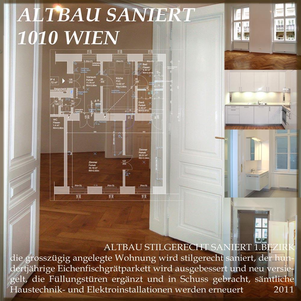 Architekt Daniel Gutmann - Wohnungen - Altbau