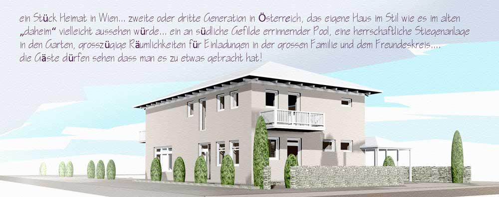 Architekt Daniel Gutmann - Einfamilienhäuser - Türkisches Wohnen