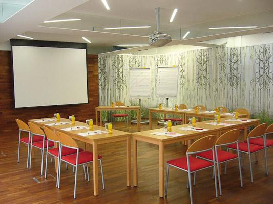 Architekt Daniel Gutmann - Hotel Anatol - Seminarraum