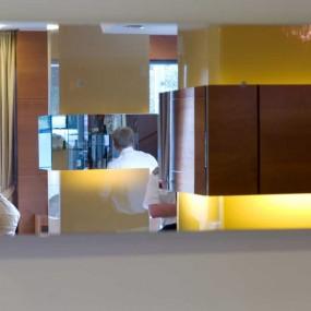 Hotel Europa Graz - Bereich Rezeption - Spiegelblick